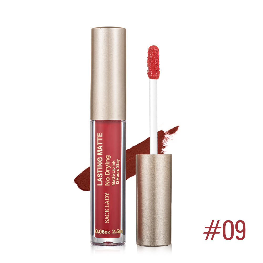 Matte Lipstick Makeup 23 Color Liquid Lipstick