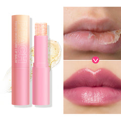 24K Gold Temperature Change Moisturizing Lip Balm