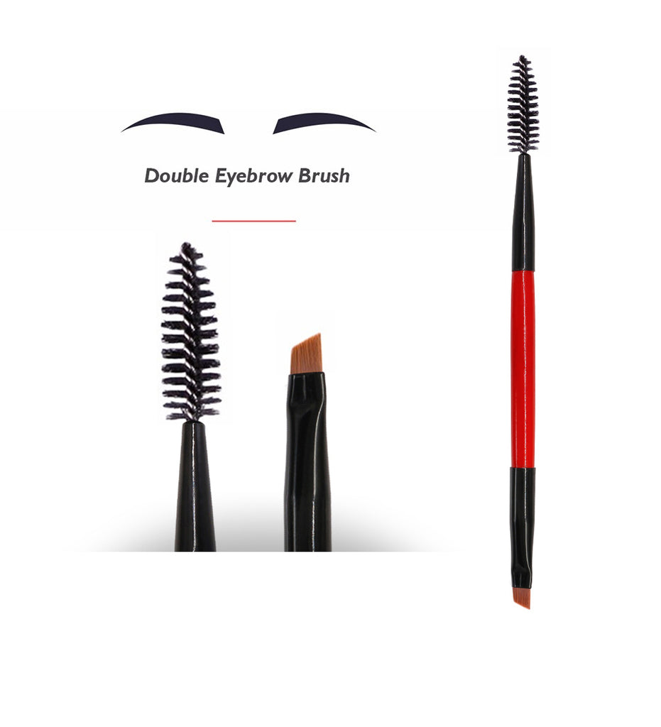 SACE LADY Eyebrow Brush Professional Makeup Eye Brow Brushes Set Comb Spoolie Make Up for Gel Tint Brand Eyeliner Tool Cosmetic