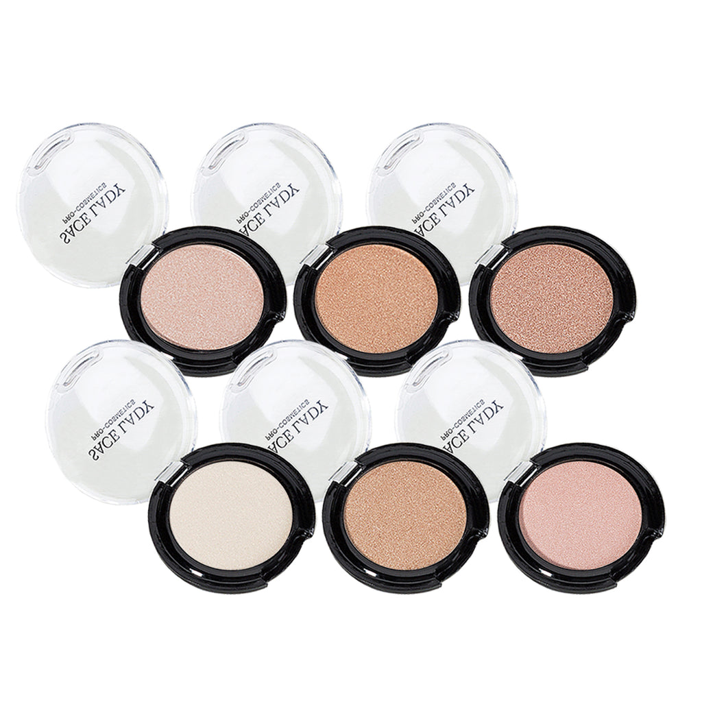 Shimmer Glow Liquid Illuminator for Face Contour Highlighter Makeup