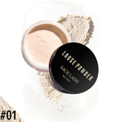 Day & Night Loose Powder Black Gold Series