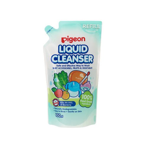 Liquid Cleanser 650mL Refill