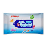 Anti Bacterial Wipes 1 x 20s