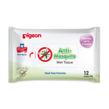 Anti Mosquito Wipes <br>1 x 12s
