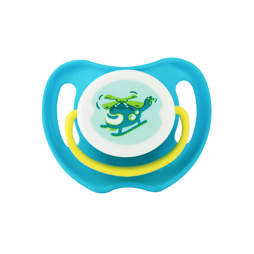 Calming Soother - Helicopter (large)