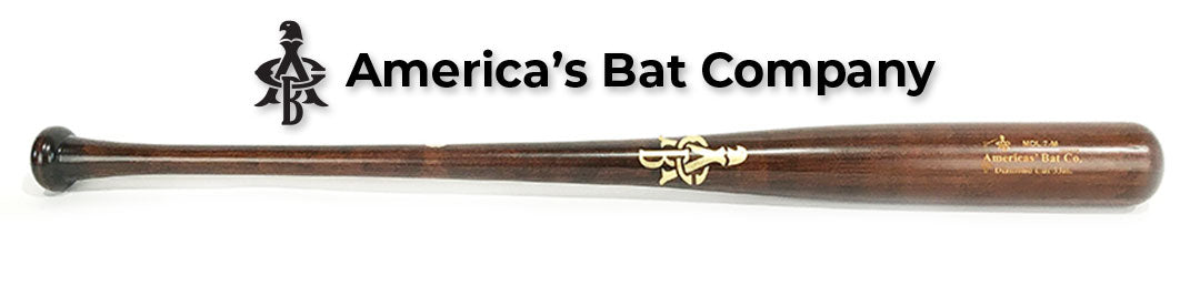 America's Bat Company Wood Baseball Bat