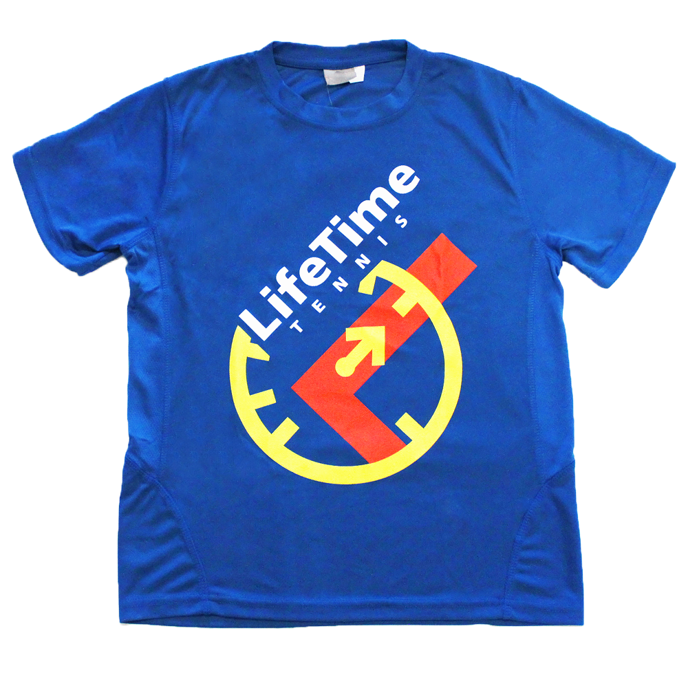 LifeTime Training Shirt Blue