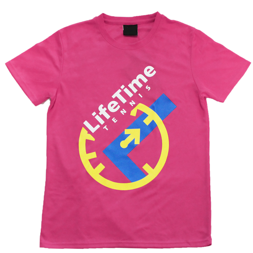 LifeTime Training Shirt Pink