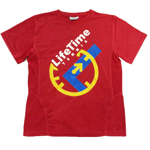 LifeTime Training Shirt Red