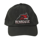 "HenHouse Headgear: Embroidered ""Dad Hat"""