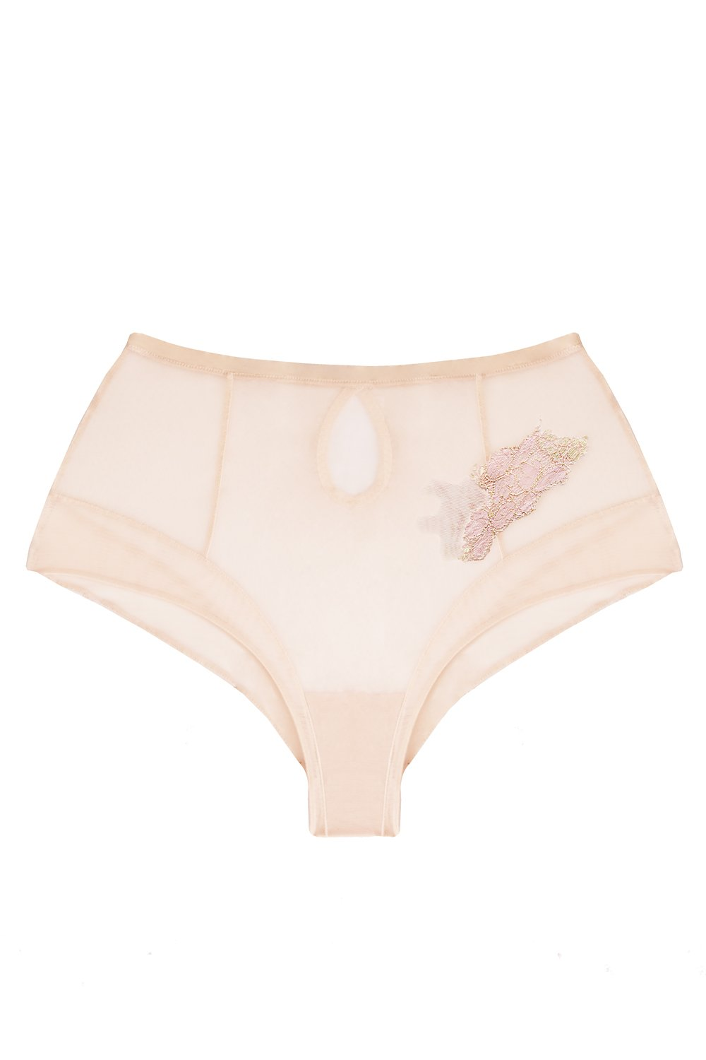 Maintenon high-waisted panties