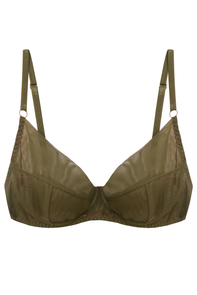 Diametra Eden underwired bra