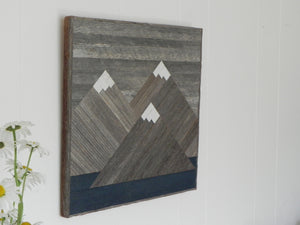 Wall Art - West Coast Reclaimed Wood