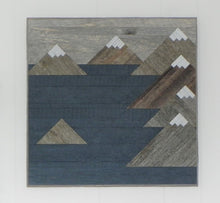 Load image into Gallery viewer, Wall Art - West Coast Reclaimed Wood