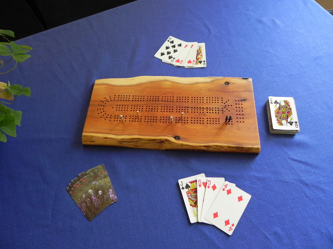 Cribbage Board