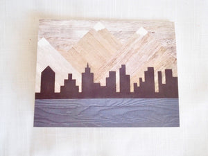 West Coast Wall Art Photo Greeting Cards