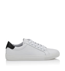 Shoe Biz Nicole Shoe White / Black
