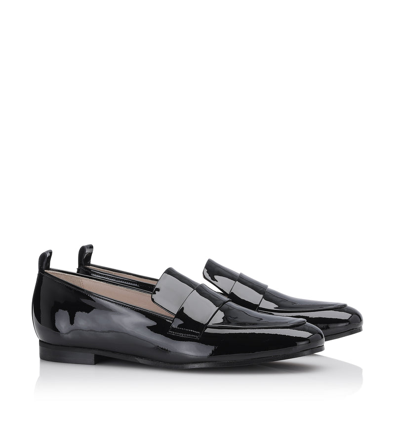 Gardenia Copenhagen Cypress Loafer Black