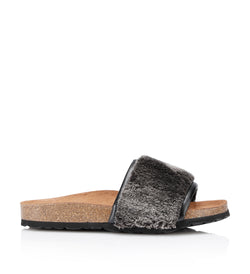 Shoe Biz Dulles Slipper Black