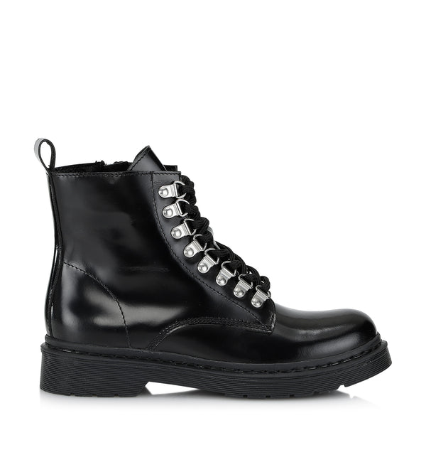 Shoe Biz Kaia Short Boot Black