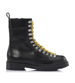 Shoe Biz Kenza Short Boot Black