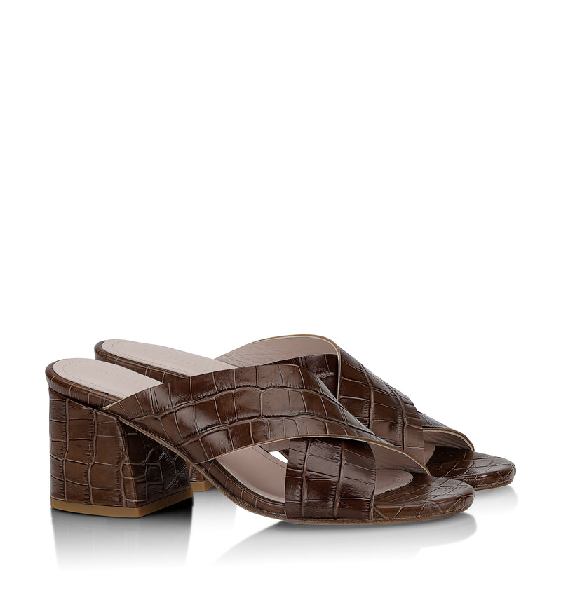 Gardenia Copenhagen Massey Sandal Brown (Saddle)