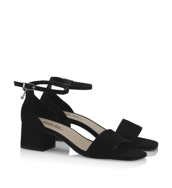 Shoe Biz Moon Sandal Black