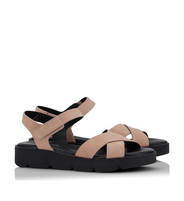 Shoe Biz Tatu Sandal - Soft Blush