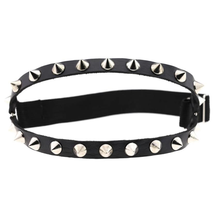 SPIKE NIGHT KNEE GARTER