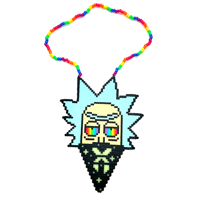 BADNANNA RICK NECKLACE