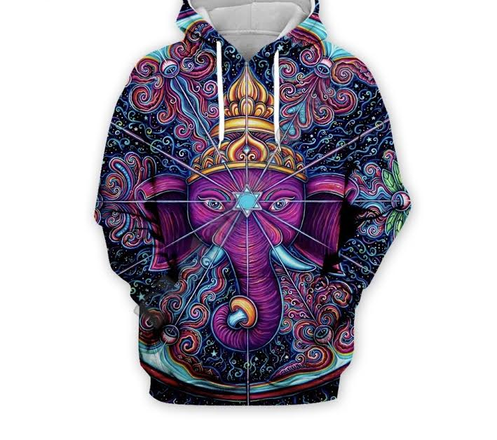 THE MAGIC ELEPHANT HOODIE