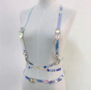 IRADESCENT VEST HARNESS