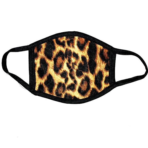 CHATTY CHEETAH (face mask)