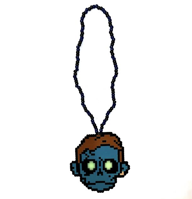 ZOMBIE BOY NECKLACE
