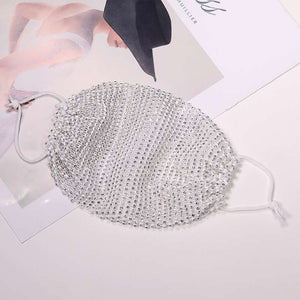 DIAMOND DISCO DUST MASK