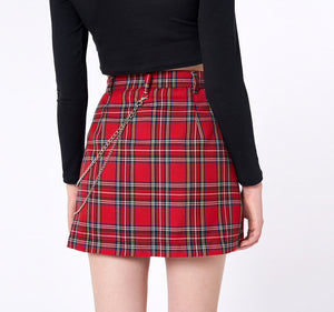 PRIVATE SCHOOL SKIRT