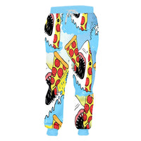 PIZZA SHARK SWEATPANTS