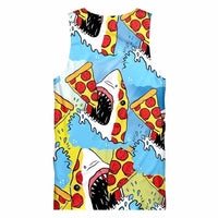 PIZZA SHARK TANK TOP