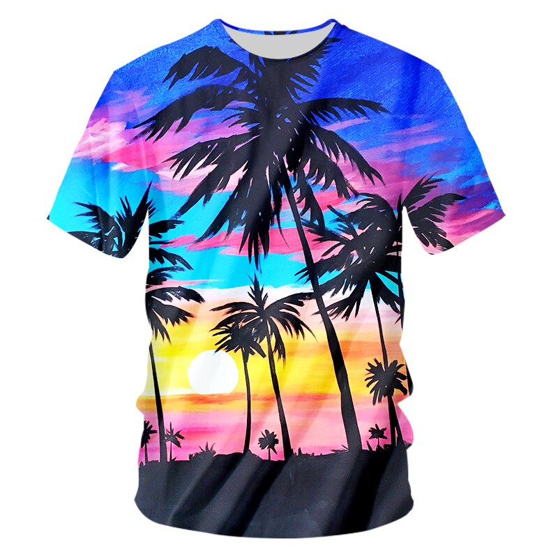 MAGIC SUNSET SHIRT