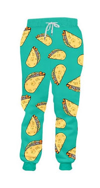TACO PARTY SWEATPANTS