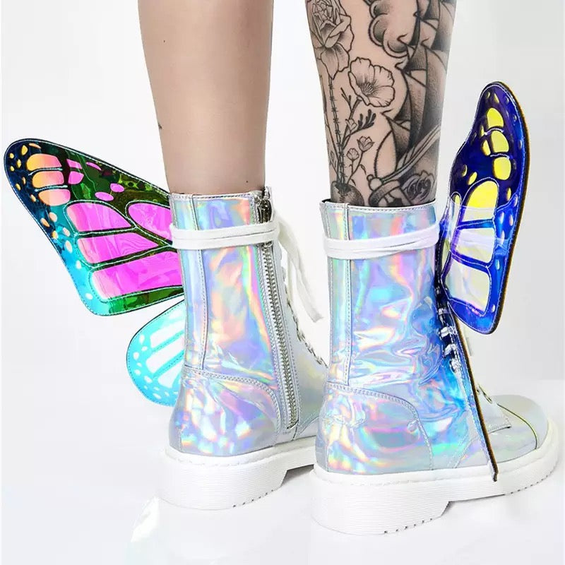FAIRY DUST/ ANKLE SHOES