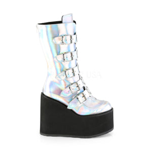 WTF BOOTS/ SILVER