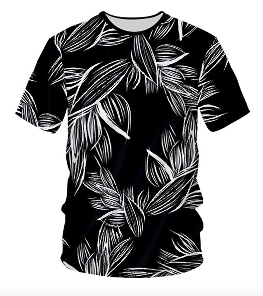 DARKEN LEAFS SHIRT