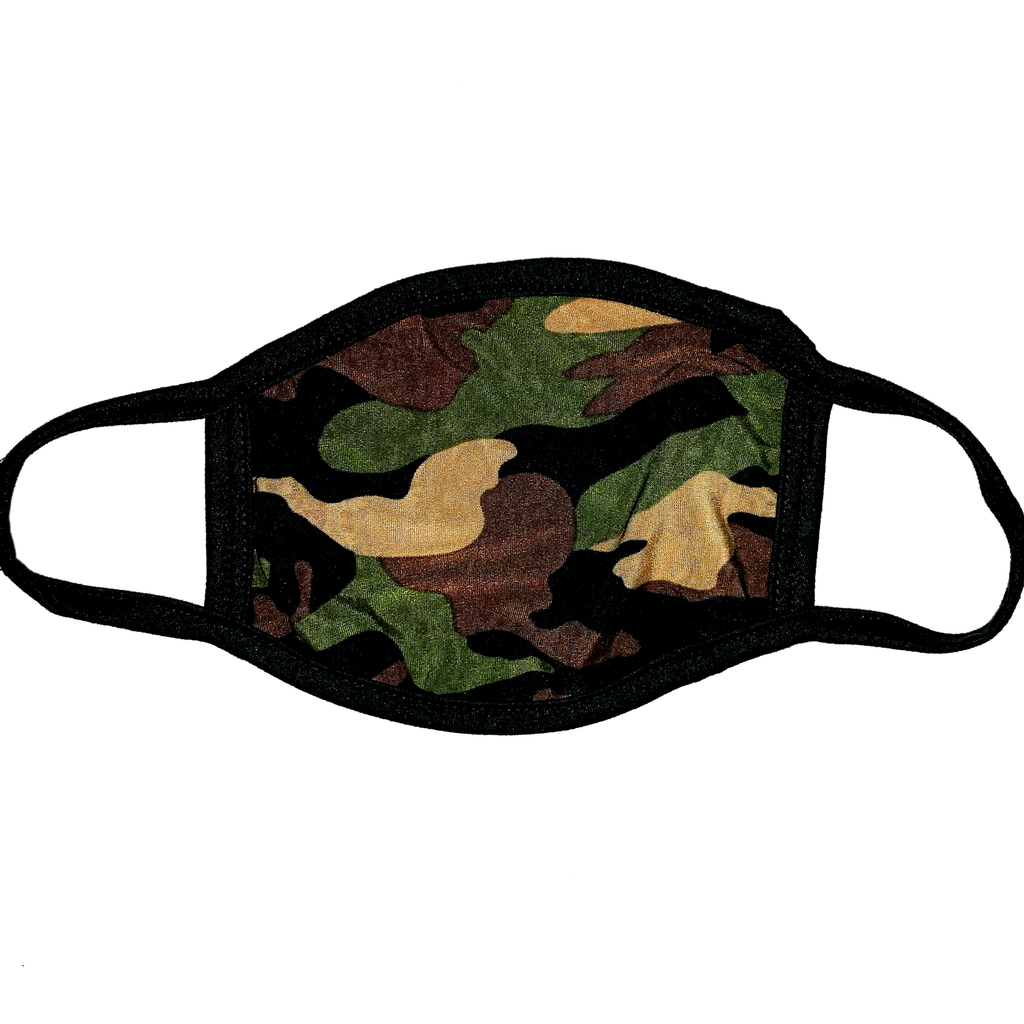 RAVE CAMO (face mask)