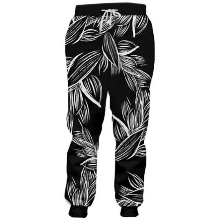 DARKEN LEAF SWEATPANTS