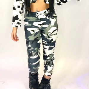 ARMY PANTS GREEN