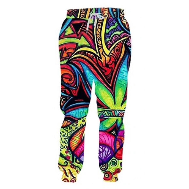 MAGIC LEAF SWEATPANTS