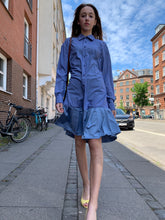 Indlæs billede til gallerivisning Dark Blue shirt dress