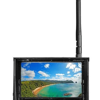 4.3 inch LCD Monitor with OSD Built-in Battery - Cyclone FPV