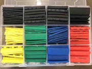 560 Piece Heat Shrink Set with Plastic Container - Cyclone FPV